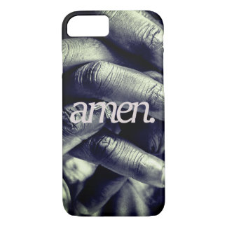 amen. all over print iPhone 7 case