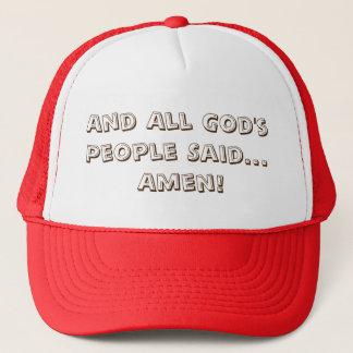 Amen Hat