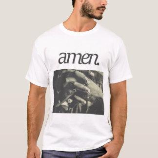 amen. Religious Design T-Shirt