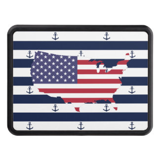 amer trailer hitch cover