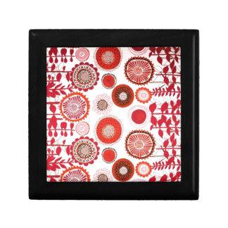 Amercan motifs gift box