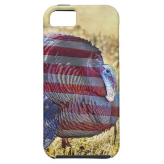 Amercan Wild Turkey iPhone 5 Covers