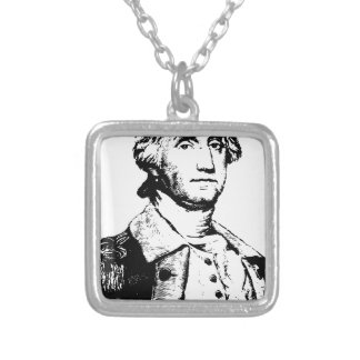 america-1297829 silver plated necklace