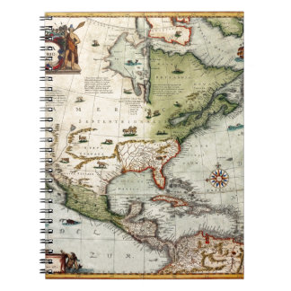 America 1610 notebooks
