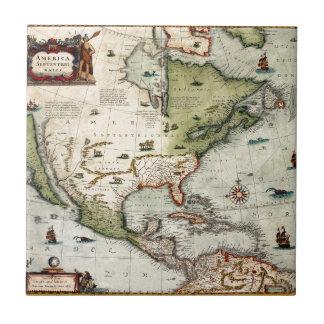 America 1610 tile