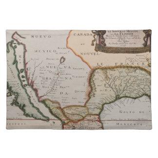 America 1679 placemat