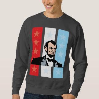 America - Abraham Lincoln President United States Sweatshirt