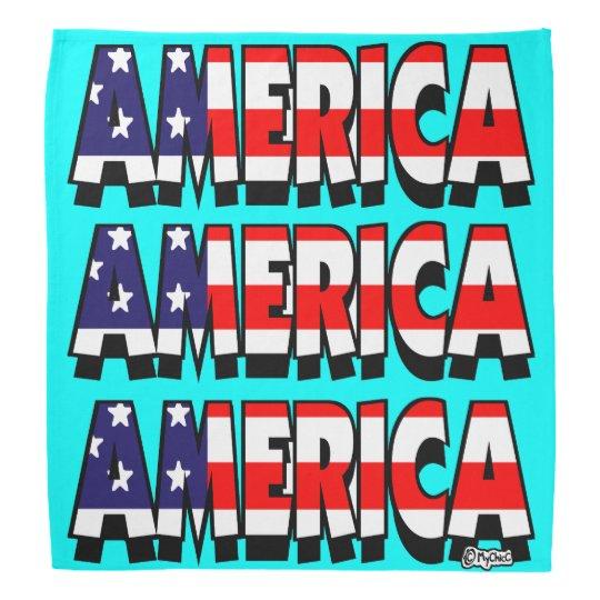 America! BANDANA MINT!