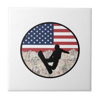 America Boarders Tile