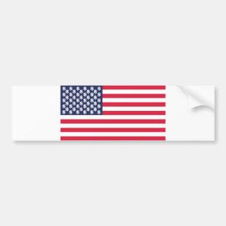 america country dollar symbol flag united states u bumper sticker