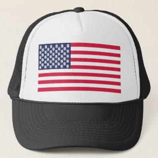 america country dollar symbol flag united states u trucker hat
