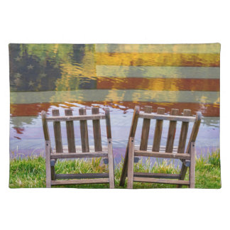 America Day Dreaming For Two Placemat