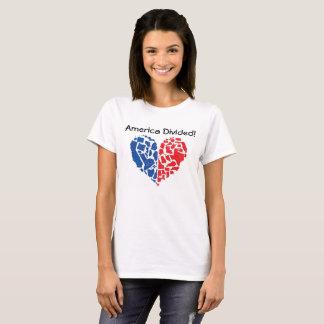 America Divided T-shirt
