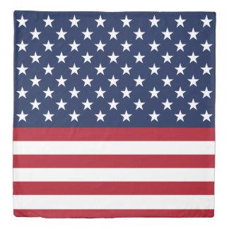 America Duvet Cover