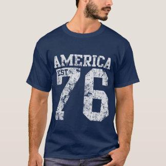 America Est 1776 t shirt