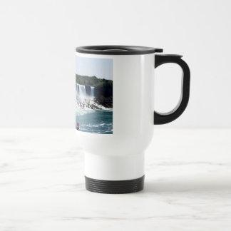 America Falls Travel Mug