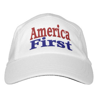America First Hat, red Hat