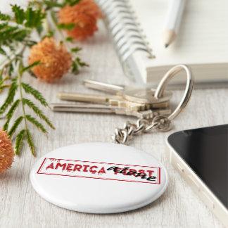 America First...... Keychain