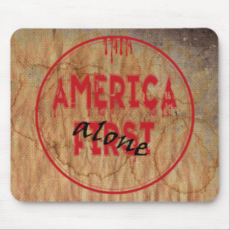 America First...... Mouse Pad