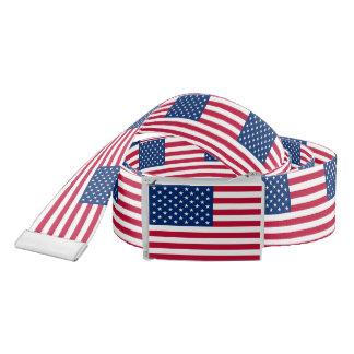 America flag American USA Belt