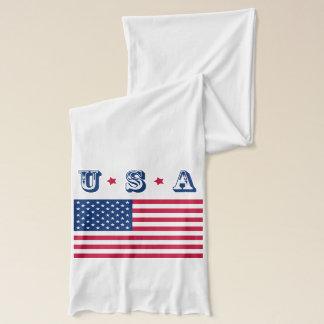 America flag American USA Scarf Wrap