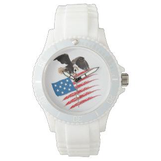 America Flag Watch