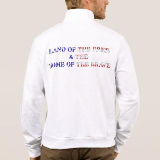 America Free & Brave Jacket