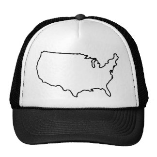 America Trucker Hats