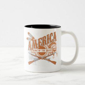 America, Home of the Brave Mug