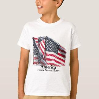 America Home Sweet Home T-Shirt