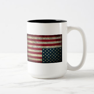 America in Distress Mug