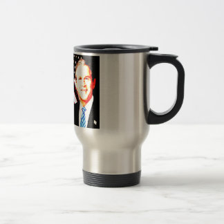 America Is A Young Country - G W Bush Travel Mug