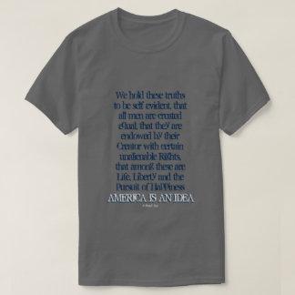 America Is An Idea - A MisterP Shirt
