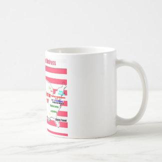 America Means Business Classic White Coffee Mug