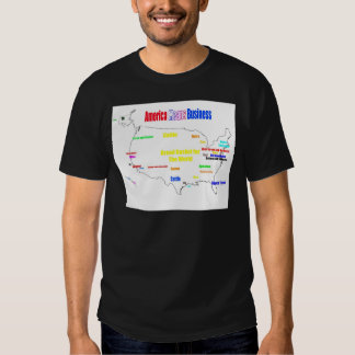 America Means Business Tee Shirt