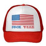 America, Mesh Hat