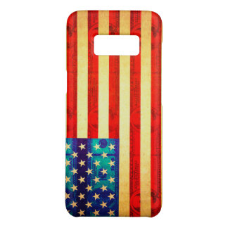 America money flag Case-Mate samsung galaxy s8 case