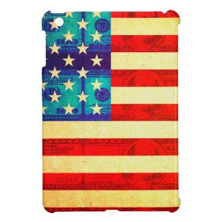 America money flag iPad mini cover