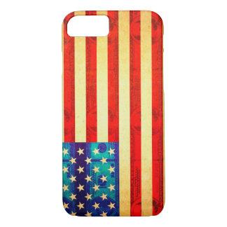 America money flag iPhone 8/7 case