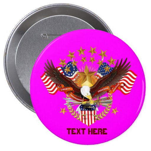 America Not Forgotten Set 2 See Notes Pinback Buttons