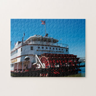 America Paddle Steamers  Kentucky. Jigsaw Puzzle