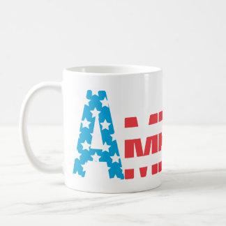 America Patriotic Mug