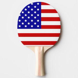 america ping pong paddle