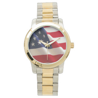 America Proud Wrist Watch