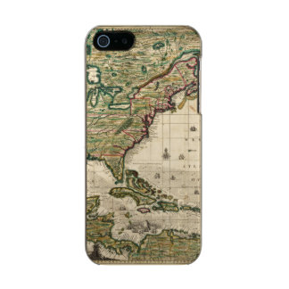 America Septentrionalis Incipio Feather® Shine iPhone 5 Case