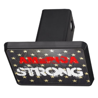 America Strong Tow Hitch Covers