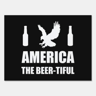 America The Beertiful
