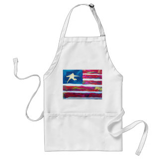 America the Resilient Standard Apron