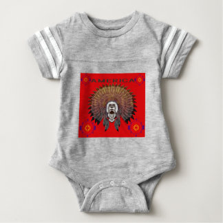 America to bear phase bears baby bodysuit