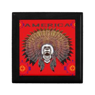 America to bear phase bears gift box